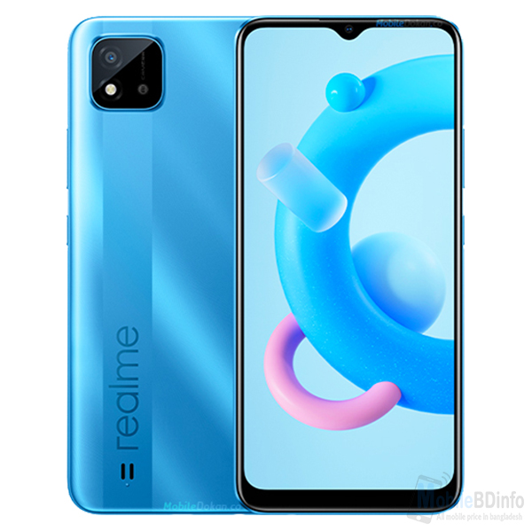 Realme C20 Price in Bangladesh and Full Specifications