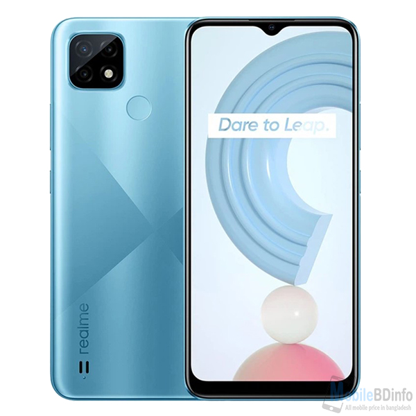 Realme C21 Price in Bangladesh and Full Specifications