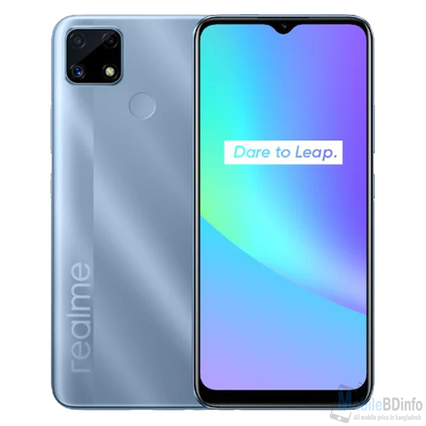 Realme C25 Price in Bangladesh and Full Specifications