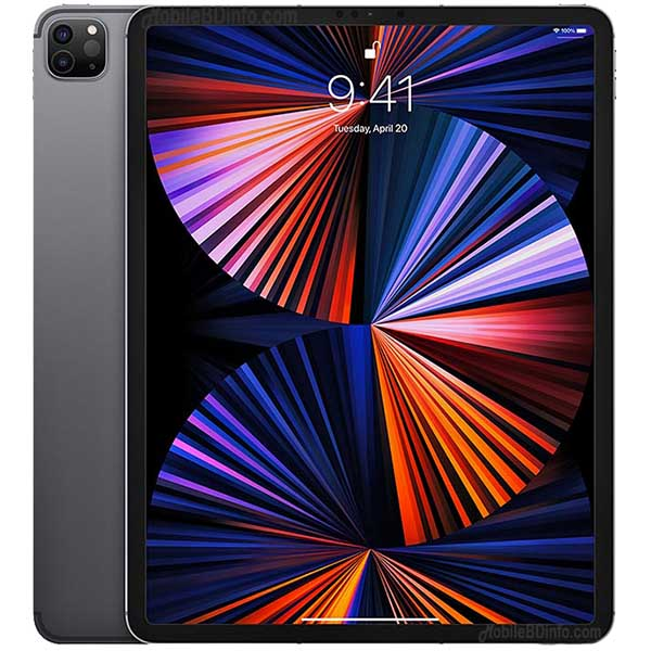 Apple iPad Pro 12.9 (2021) Price in Bangladesh and Full Specifications