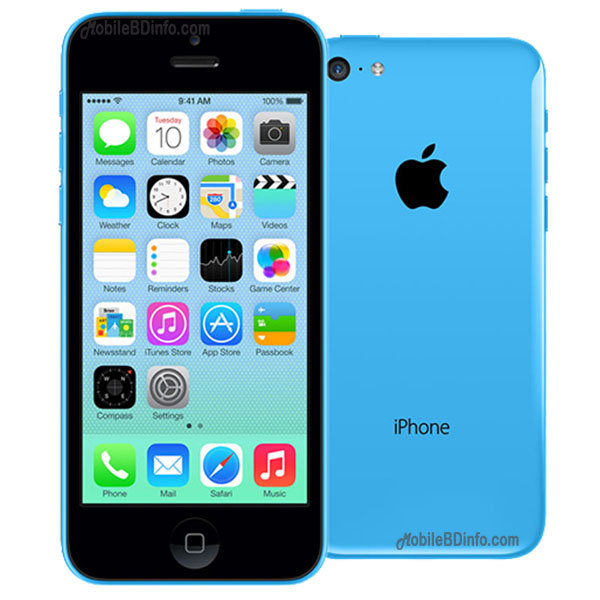 Apple iPhone 5c Price in Bangladesh and Full Specifications