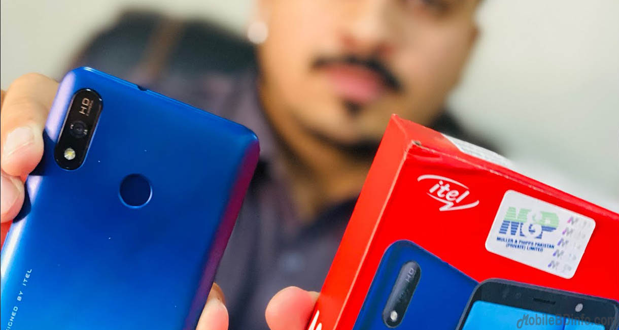 Itel A36 Price in Bangladesh and Full Specifications