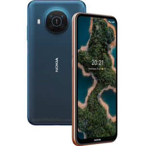 Nokia X20 Price in Bangladesh and Full Specifications