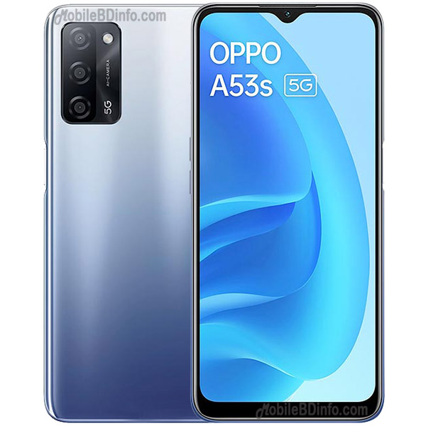 Oppo A53s 5G Price in Bangladesh and Full Specifications