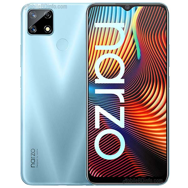 Realme Narzo 20 Price in Bangladesh and Full Specifications