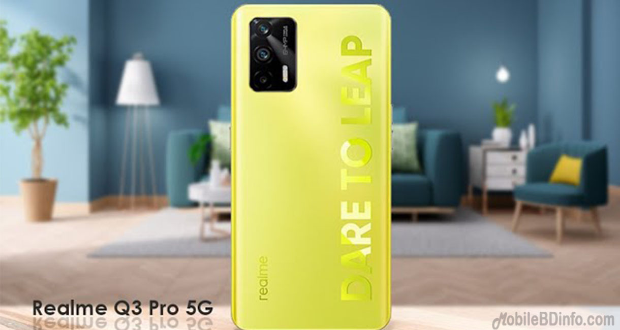Realme Q3 Pro 5G Price in Bangladesh and Full Specifications
