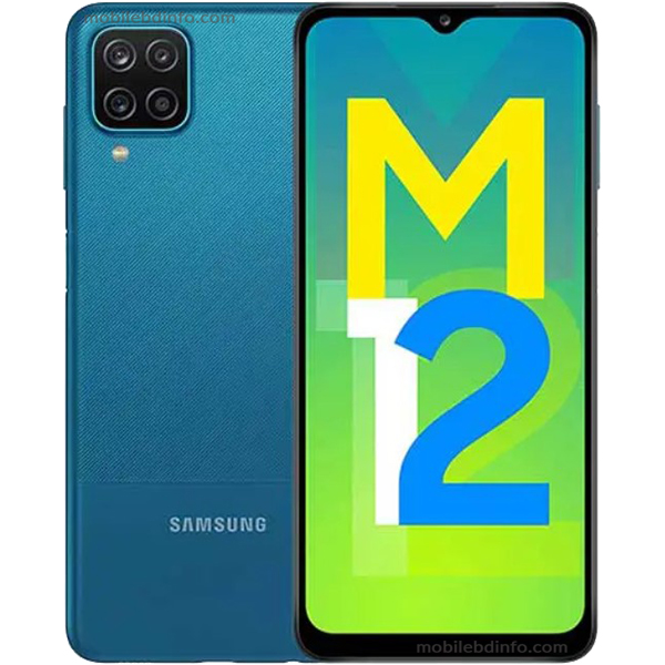 Samsung Galaxy M12 Price in Bangladesh and Full Specifications