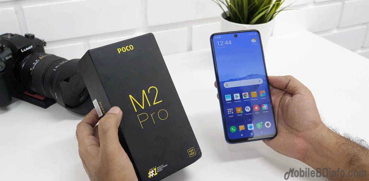 Xiaomi Poco M2 Pro Price in Bangladesh and Full Specifications