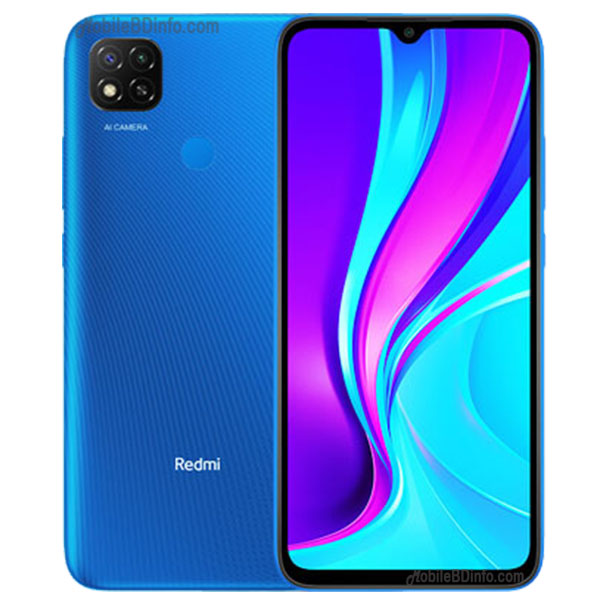 Xiaomi Redmi 9C NFC Price in Bangladesh and Full Specifications