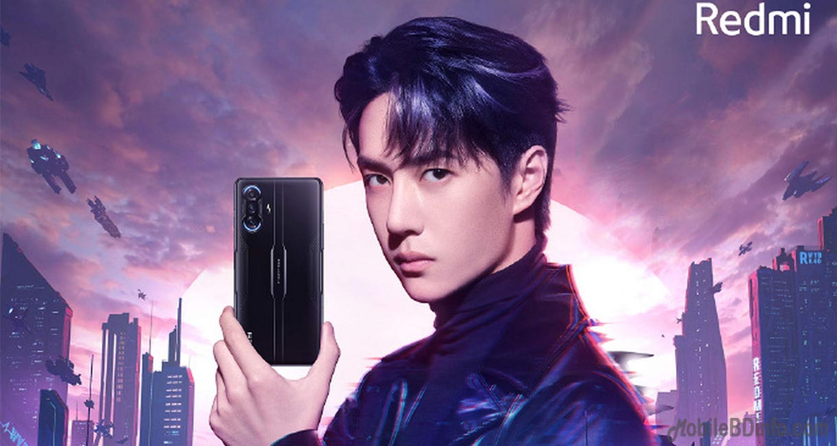 Xiaomi Redmi K40 Gaming Price in Bangladesh and Full Specifications