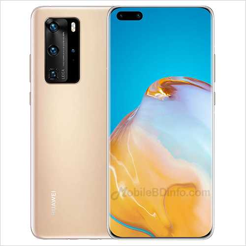 Huawei P40 Pro Price in Bangladesh and Full Specifications