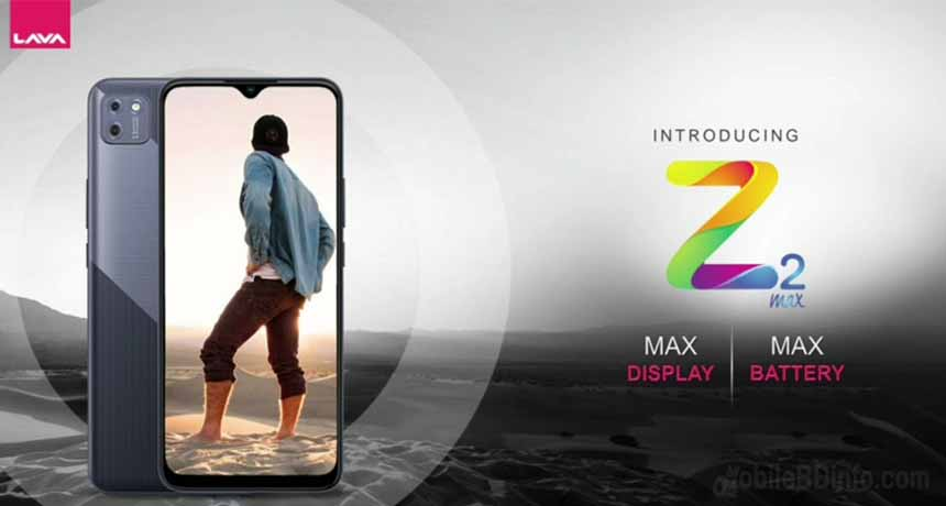 Lava Z2 Max Price in Bangladesh and Full Specifications