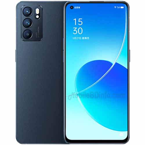 Oppo Reno6 5G 6R Price in Bangladesh and Full Specifications