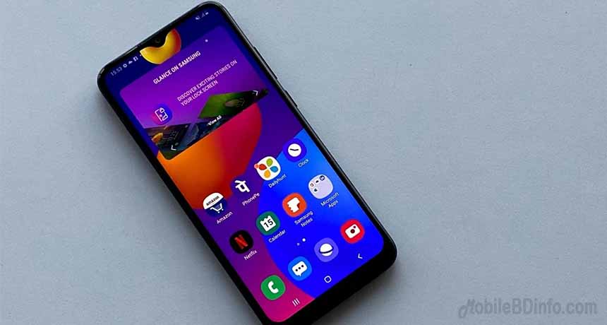 Samsung Galaxy M02s Price in Bangladesh and Full Specifications