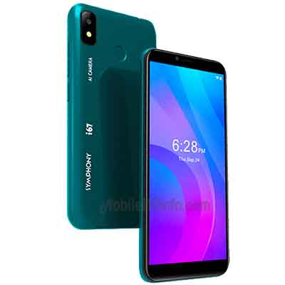 Symphony i67 Price in Bangladesh and Full Specifications