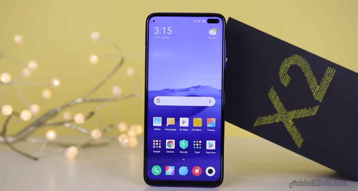 Xiaomi Poco X2 Price in Bangladesh and Full Specifications