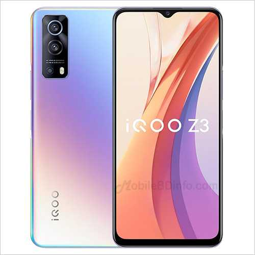 Vivo QOO Z3 Price in Bangladesh and Full Specifications1