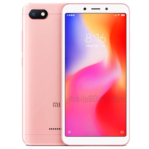 Xiaomi Redmi 6A Price in Bangladesh and Full Specifications