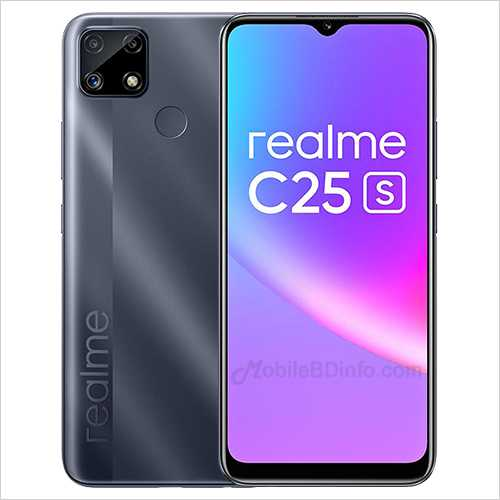Realme C25s Price in Bangladesh and full Specifications