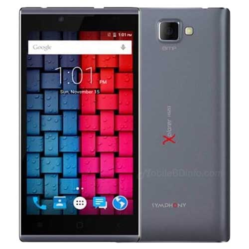 Symphony H120 Price in Bangladesh and full Specifications
