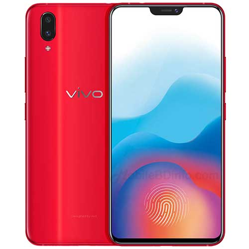Vivo X21 UD Price in Bangladesh and full Specifications