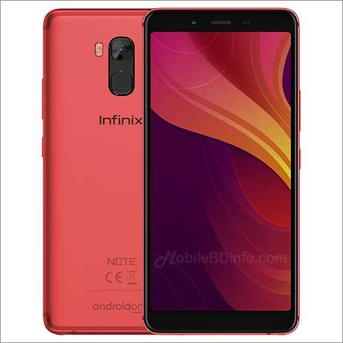 Infinix Note 5 Stylus Price in Bangladesh and full Specifications