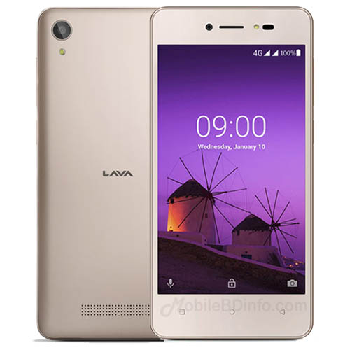 Lava Z50 Price in Bangladesh and full Specifications