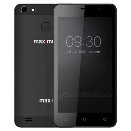 Maximus Max 5 Price in Bangladesh and full Specifications