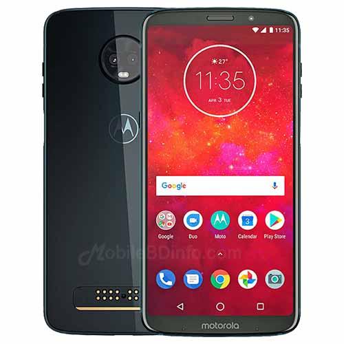 Motorola Moto Z3 Price in Bangladesh and full Specifications