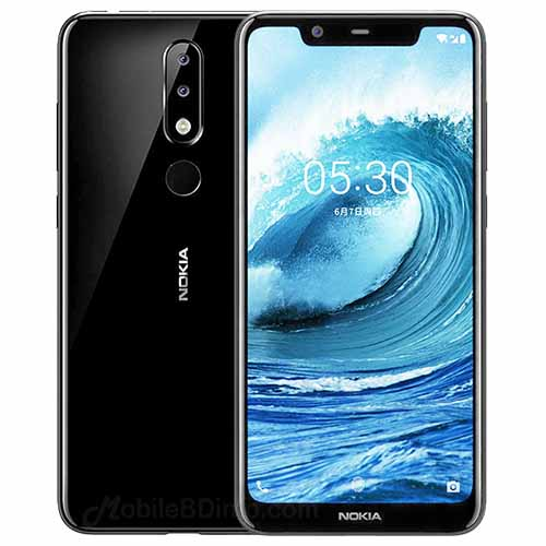 Nokia 5.1 Plus Price in Bangladesh and full Specifications