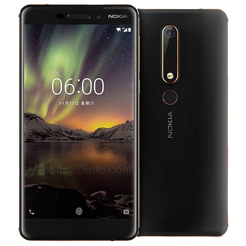 Nokia 6.1 Price in Bangladesh and full Specifications