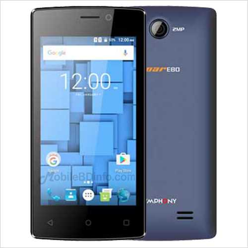 Symphony Roar E80 Price in Bangladesh and Full Specifications