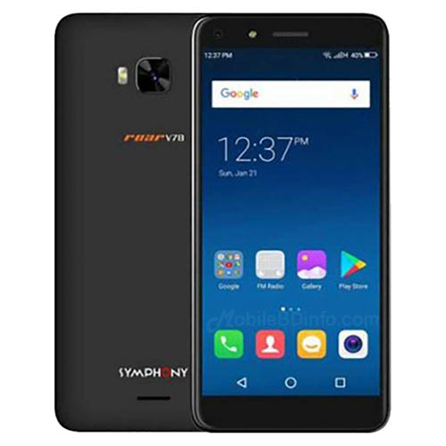 Symphony Roar V78 Price in Bangladesh and full Specifications