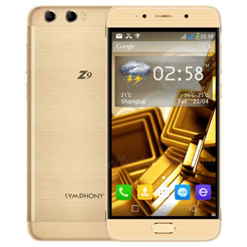 Symphony Z9 Price in Bangladesh and full Specifications