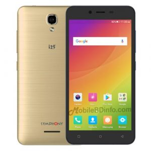 Symphony i25 Price in Bangladesh and full Specifications