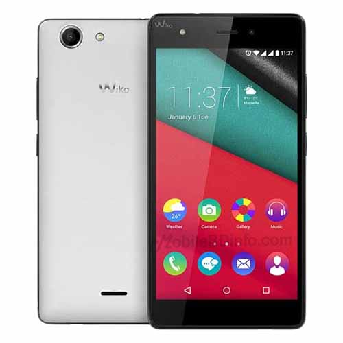 Wiko Pulp Price in Bangladesh and full Specifications