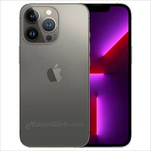 Apple iPhone 13 Pro Price in Bangladesh and Full Specifications