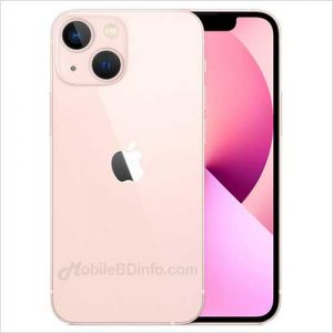 Apple iPhone 13 mini Price in Bangladesh and Full Specifications