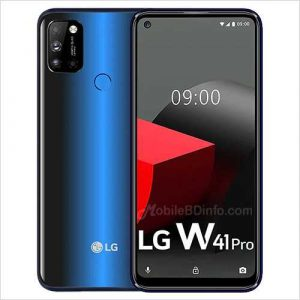 LG W41 Pro Price in Bangladesh and Full Specifications