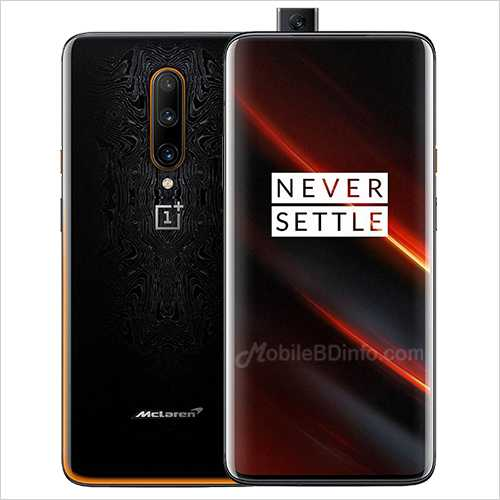 OnePlus 7T Pro 5G McLaren Price in Bangladesh and Full Specifications