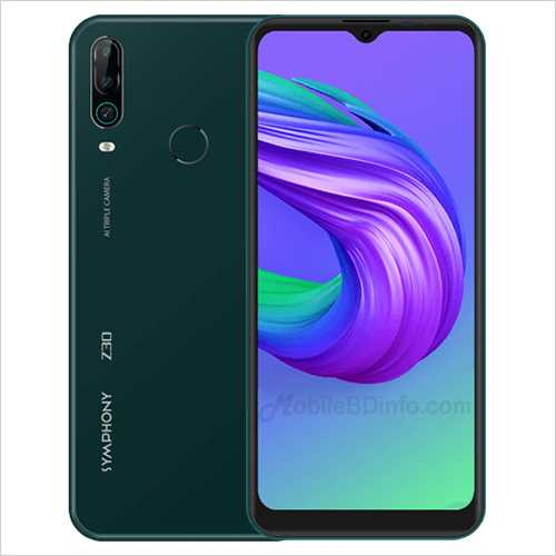 Symphony Z30 Price in Bangladesh and Full Specifications